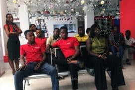 Performance review meeting held at Tekled Trading & Manufacturing Co. Ltd. by Global Plus Gh Ltd