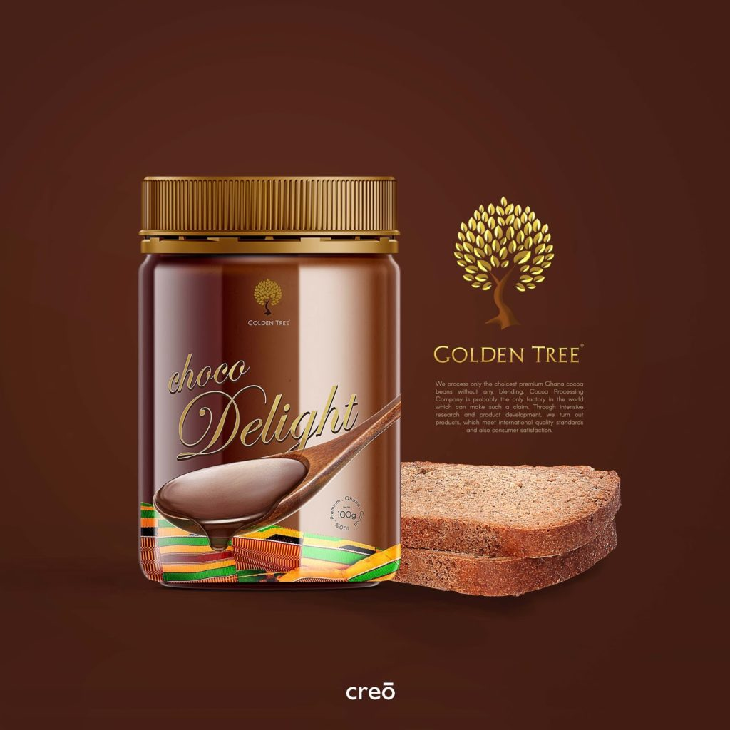 Happy chocolate day from Global Plus Gh. Ltd.